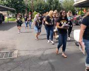 Hayesville staff