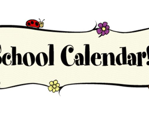 School Calendar October 2019 | Calendario escolar octubre 2019